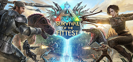ARK: Survival Of The Fittest cover art