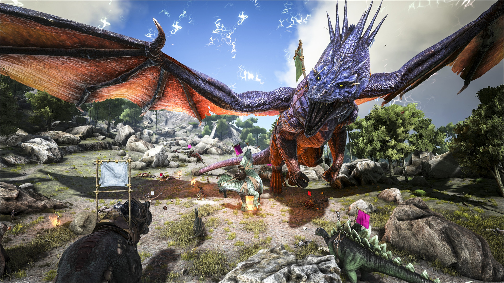 ARK: Survival Of The Fittest on Steam