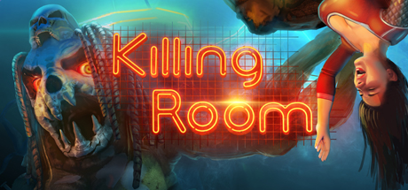 Killing Room cover art