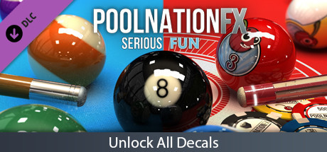 Pool Nation FX - Unlock Decals on Steam