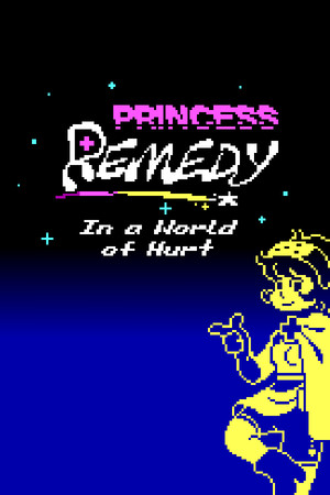 Princess Remedy in a World of Hurt poster image on Steam Backlog