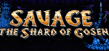 SAVAGE: The Shard of Gosen cover art