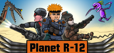 Planet R-12 on Steam