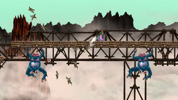 скриншот Weapon of Choice - Soundtrack 3