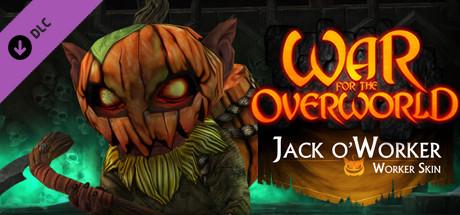 War for the Overworld - Jack O'Worker Skin
