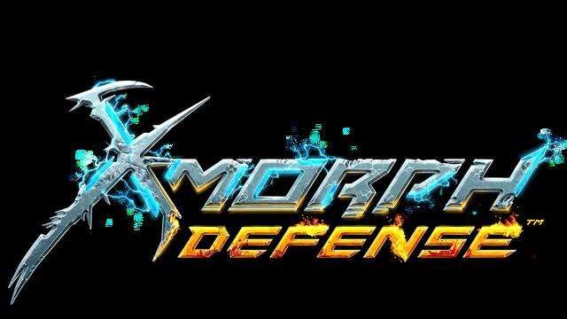 X-Morph: Defense logo