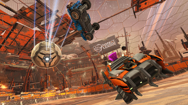 Rocket League® - Chaos Run DLC Pack