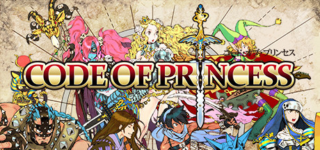 CODE OF PRINCESS on Steam
