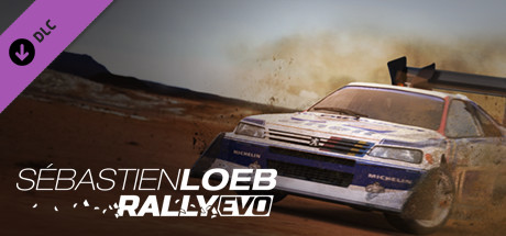 Sébastien Loeb Rally EVO - Pikes Peak Pack Peugeot 405 T 16 PP on Steam