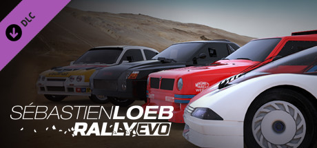 Sébastien Loeb Rally EVO - Class S The Prototypes on Steam