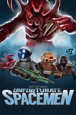 Unfortunate Spacemen poster image on Steam Backlog