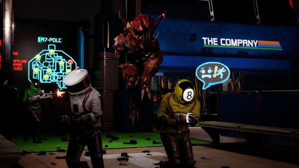 скриншот Unfortunate Spacemen 3