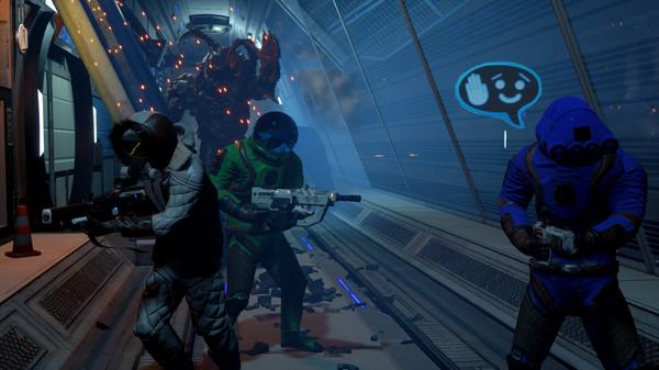 скриншот Unfortunate Spacemen 0