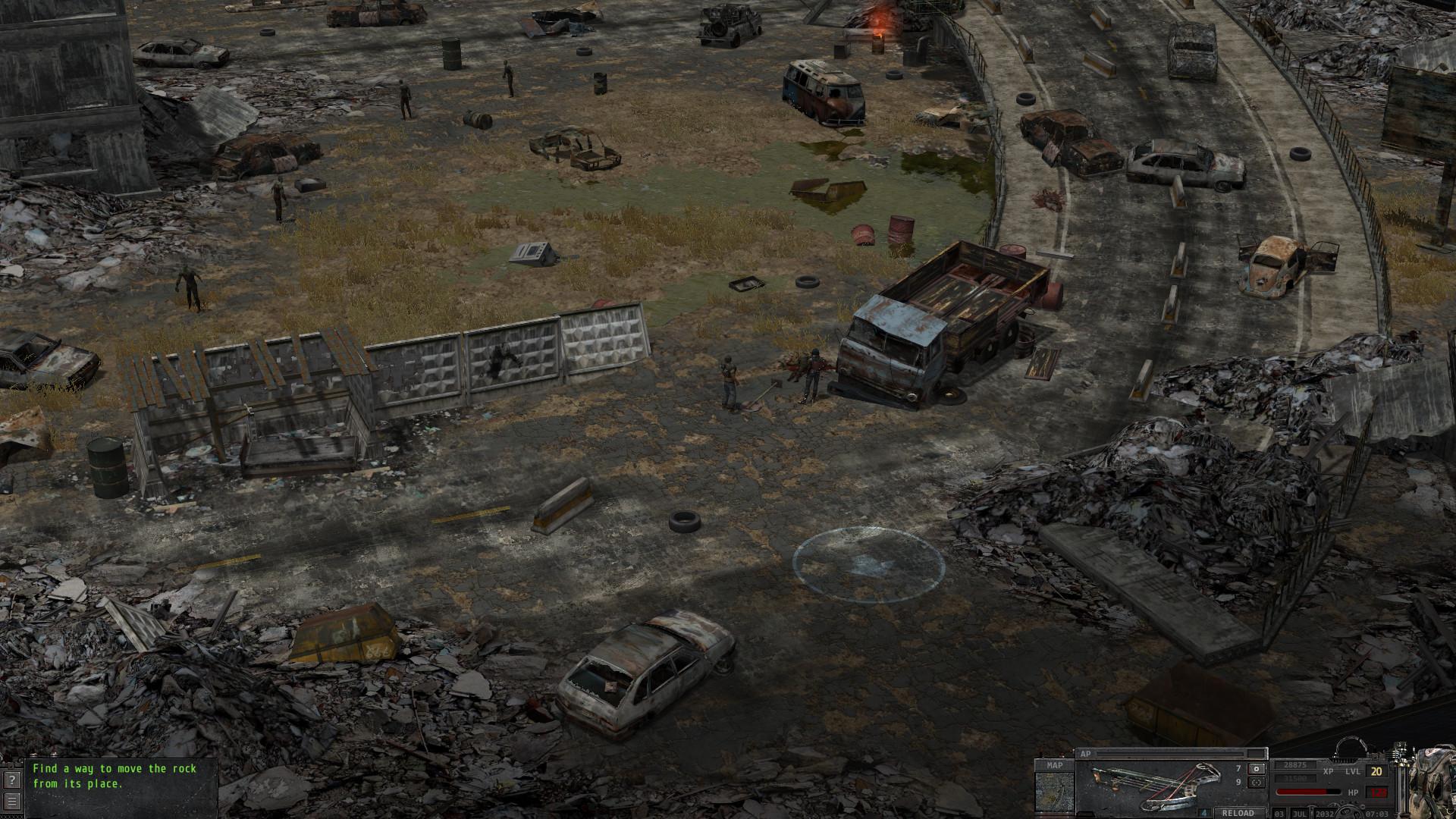 Krai Mira: Extended Cut Screenshot 3