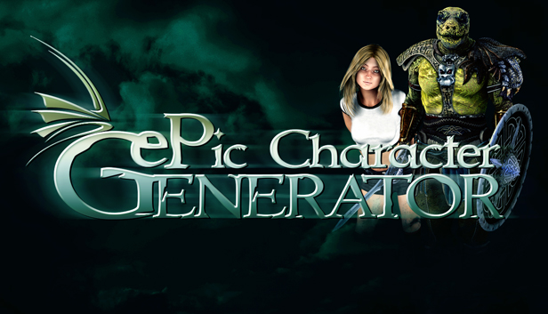 ePic Character Generator on Steam