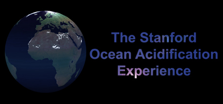 The Stanford Ocean Acidification Experience on Steam