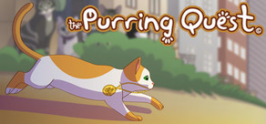 The Purring Quest cover art