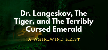 Dr. Langeskov, The Tiger, and The Terribly Cursed Emerald: A Whirlwind Heist title thumbnail