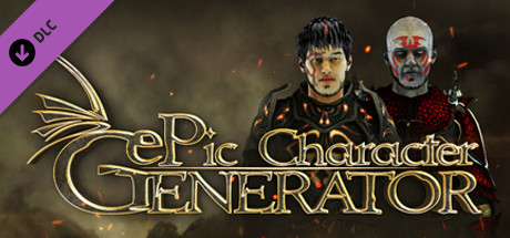 ePic Character Generator - Season #1: Human Male on Steam