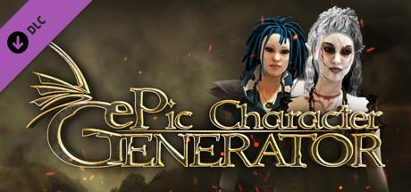 ePic Character Generator - Season #1: Human Female on Steam