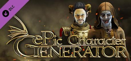 ePic Character Generator - Season #1: Elf Male