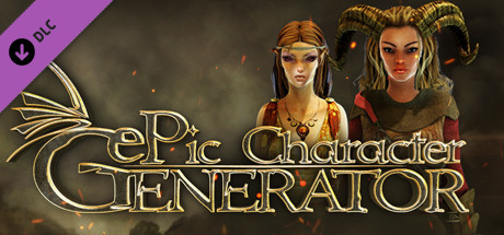 ePic Character Generator - Season #1: Elf Female on Steam