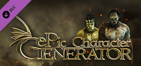 ePic Character Generator - Season #1: Ork Male on Steam