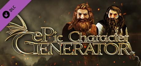 ePic Character Generator - Season #1: Dwarf Male