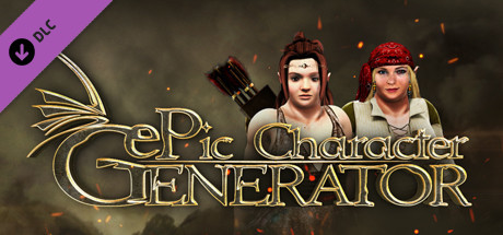 ePic Character Generator - Season #1: Dwarf Female on Steam