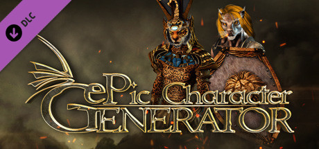 ePic Character Generator - Season #1: Anthro Male on Steam