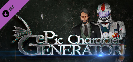 ePic Character Generator - Season #1: Modern Male on Steam