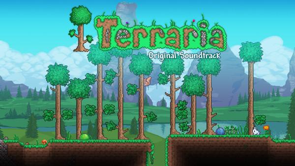 Скриншот №1 к Terraria Official Soundtrack