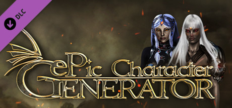 ePic Character Generator - Season #2: Female Drow Spellcaster on Steam