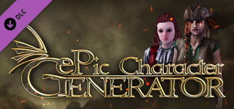 ePic Character Generator - Season #2: Female Pirate on Steam