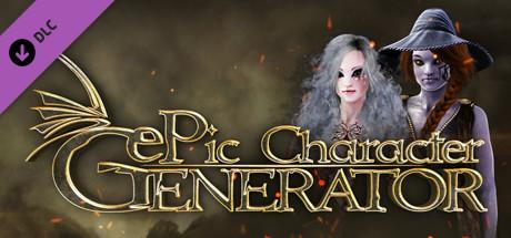 ePic Character Generator - Season #2: Female Sorcerer