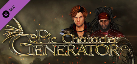 ePic Character Generator - Season #2: Male Adventurer on Steam