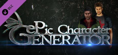 ePic Character Generator - Season #2: Male Modern on Steam