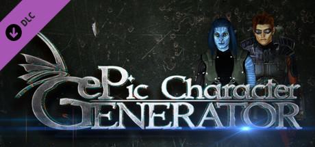 ePic Character Generator - Season #2: Male Superhero