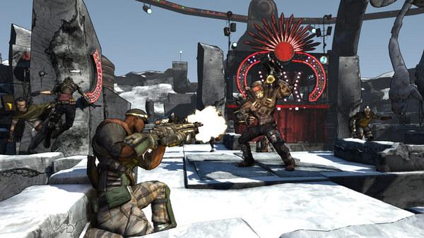 Borderlands: Mad Moxxi's Underdome Riot (DLC)