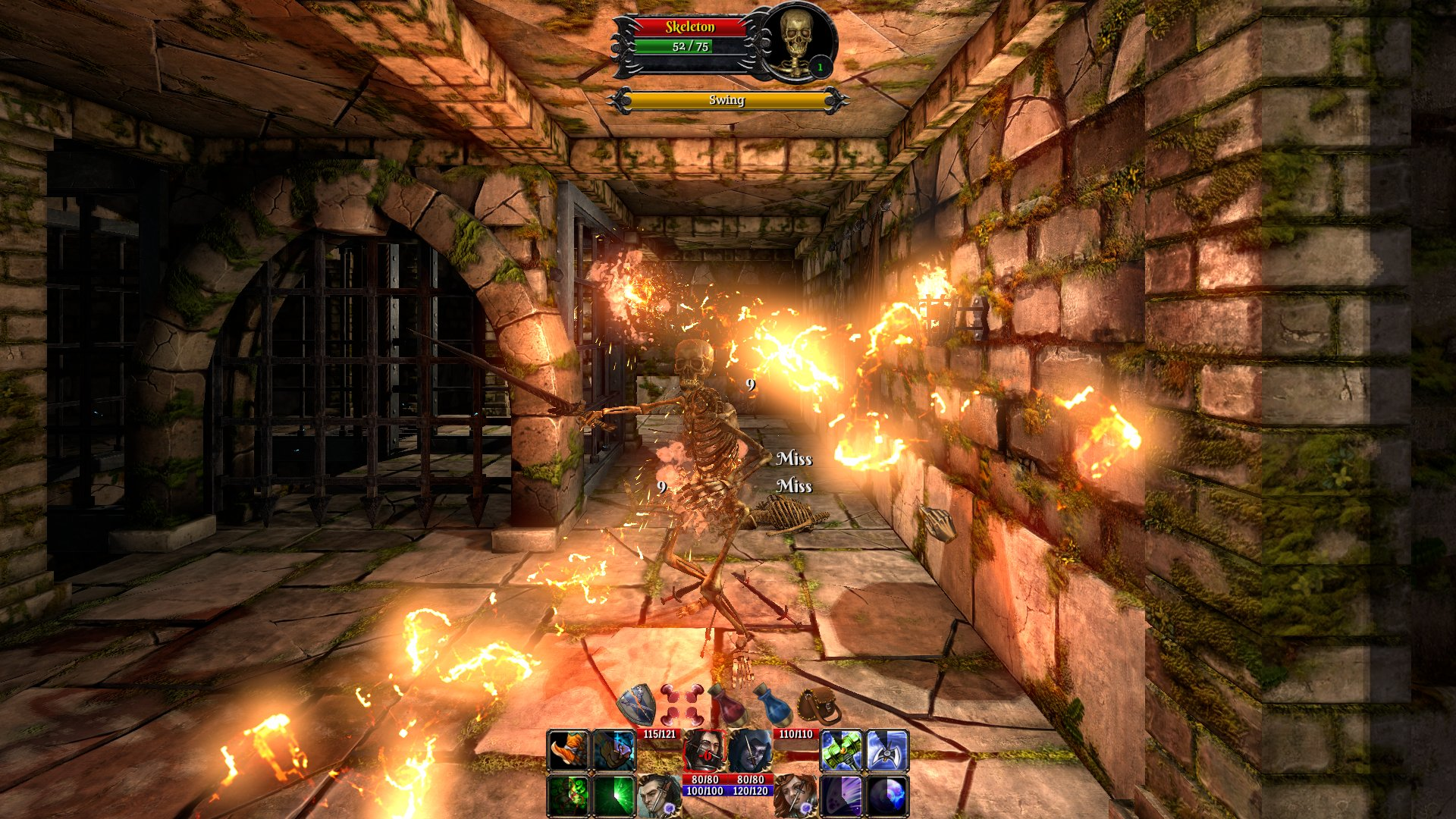 Download The Fall of the Dungeon Guardians Full PC Game