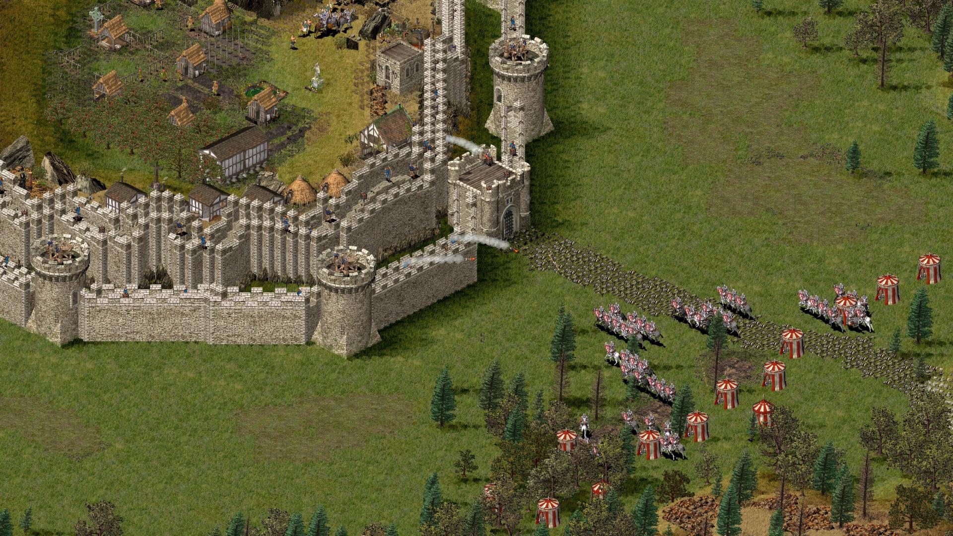 Castle Building Games
