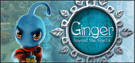 Ginger: Beyond the Crystal on Steam