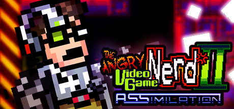 Angry Video Game Nerd II: ASSimilation on Steam