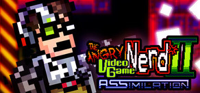 Angry Video Game Nerd II: ASSimilation cover art