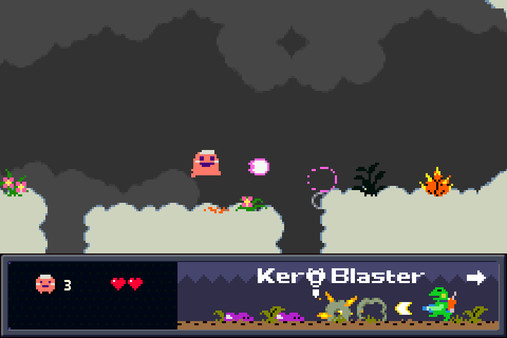 Screenshot of Pink Heaven