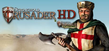 Stronghold Crusader HD header image