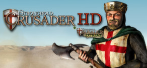 Stronghold Crusader HD cover art