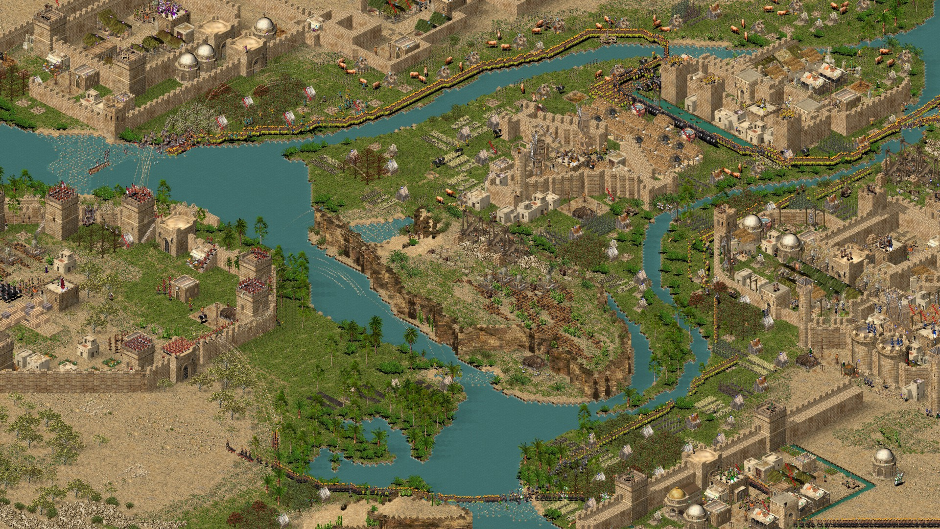 stronghold crusader completo ita