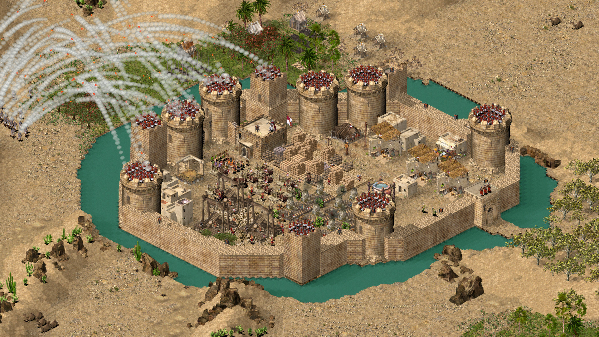 How to play Stronghold Crusader 7