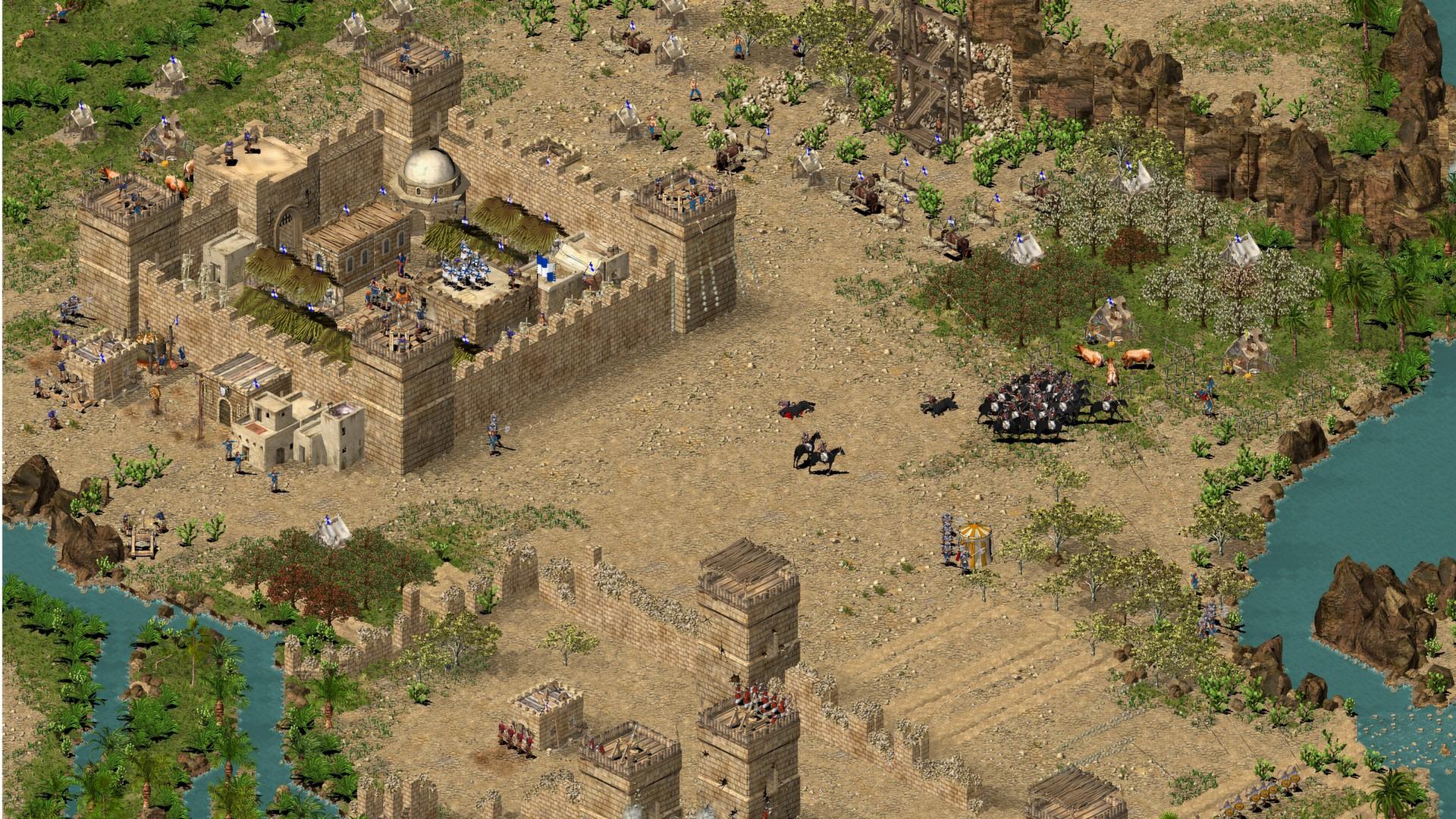 stronghold crusader mac free download